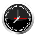 clock, alarm clock, time, history, alarm icon
