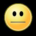 plain, face icon