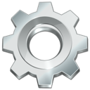 cog, preferences, settings, gear icon