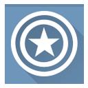 america, captain, c america icon