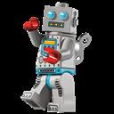 Lego, Robot icon