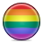 pride, flag, gay icon