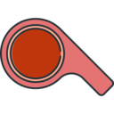 Sports Whistle icon