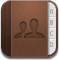 Adress, Book, Contacts icon