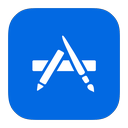 metroui, mac, store, app icon