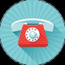 phone, telephone, call icon