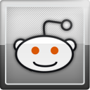social, social network, reddit icon