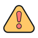 Warning Triangle icon