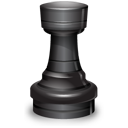 chess, games, strategy, board game icon