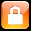 private, secure, lock icon