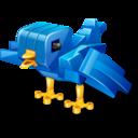 twitter bricks icon