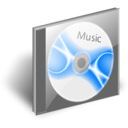 music,cd,disc icon