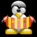 spain,penguin,animal icon