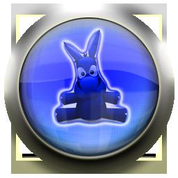 emule, blue icon