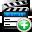 movie, add icon