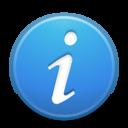dialog information icon