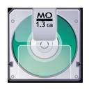 Mo, Unmount icon