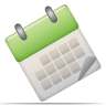 date, calendar icon