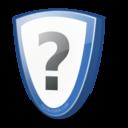 question,shield,help icon