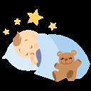 Baby, Boy, Sleeping icon