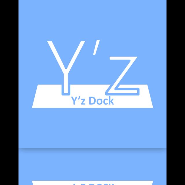 dock, mirror, yz icon