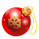 Christmas, Decorations icon