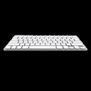 keyboard, apple icon