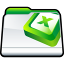 microsoft,excel,folder icon