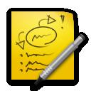 paper note icon