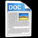 doc, files, word icon
