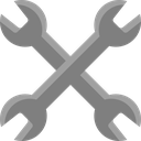 equipment, options, control, repair, preferences, settings, tool icon