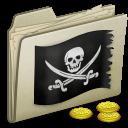 Lightbrown, Pirates icon