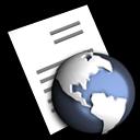 Documents, , Internet icon