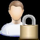 Apps preferences desktop user password icon
