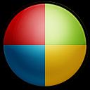 Alarm Windows Security icon