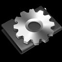Alternate, Black, Developer icon