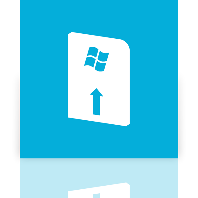 update, window, mirror icon