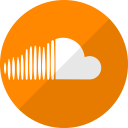 social, cloud, music, media, sound, soundcloud, audio icon