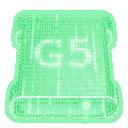 matrix, drive, trans icon