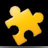 diagram, component, plug in icon