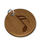 Music, Woody icon