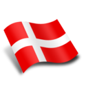 Danmark Denmark Flag icon