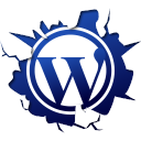inside, wordpress icon