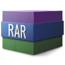 rar, mime, gnome icon