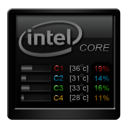 temp, core icon