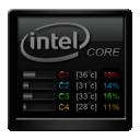 temp, core icon