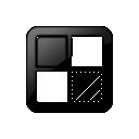 logo, social, 099285, square, delicious icon
