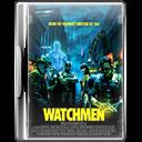 Case, Dvd, Watchmen icon