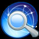 seek, find, web, search icon