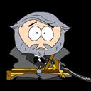 Cartman, General, icon